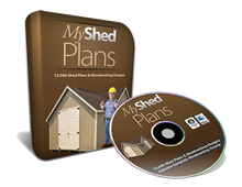 Now with hundreds of shed designs, plans, blueprints for the hobbyist and professional alike